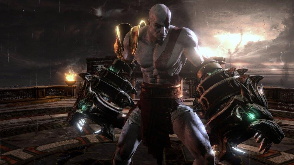 Kratos GoW3