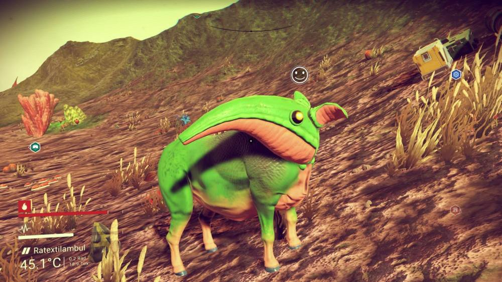 NMS Elephant Creature