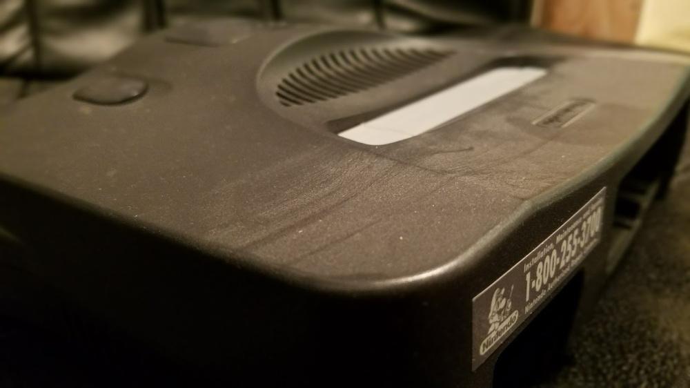 Dusty N64