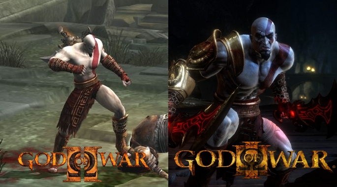 Kratos-Comparison